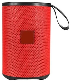 S4 UIBS-4275 Bluetooth Portable speaker ( Red )
