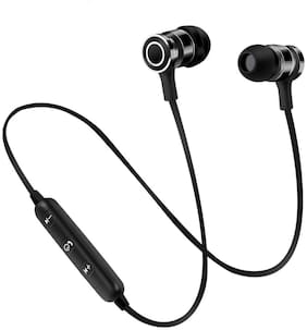 Sami In-Ear Bluetooth Headset For All Smartphone (Black)
