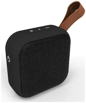 Sami SQUARE Bluetooth Portable Speaker ( Black )