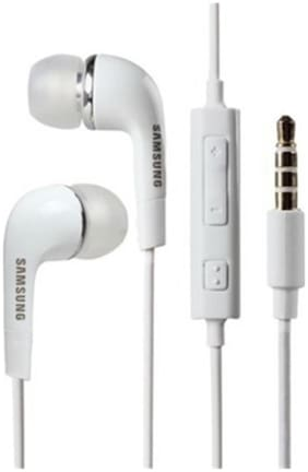 Samsung Ehs64avfwe In-ear Wired Headphone ( White )