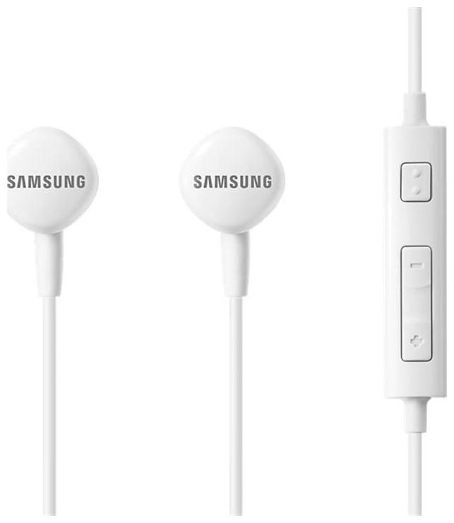 Samsung HS130 Wired In Ear Earphone (White)