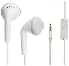 Samsung_OEM EHS61ASFWE - YS Handsfree Headphone With 3.5mm Jack & Mic - Combo (Pack of 2)