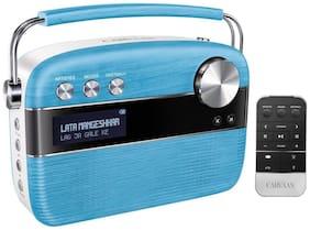 Saregama CARVAAN SC01 Bluetooth Portable Speaker ( Blue )