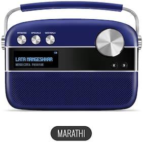 Saregama R45003 Carvaan Bluetooth Portable speaker ( Blue )