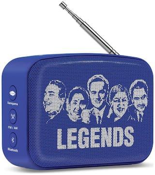 Saregama CARVAAN SCM2 MINI Bluetooth Portable speaker ( Blue )