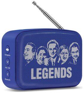 Saregama Bluetooth Speaker ( Blue )