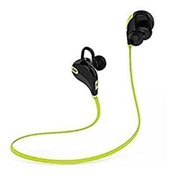 SCORIA Bluetooth Handfree Jogger Wireless Sports Headphones with Mic || Noise Cancellation || Sweatproof Earbuds Best for Running Gym || Stereo Sound Quality(Assorted colors)