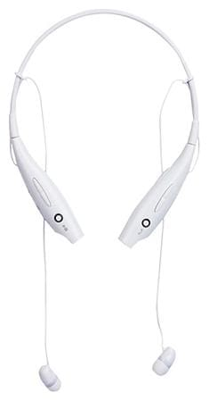 SECURITY STORE NC-03 In-ear Bluetooth Headsets ( White )