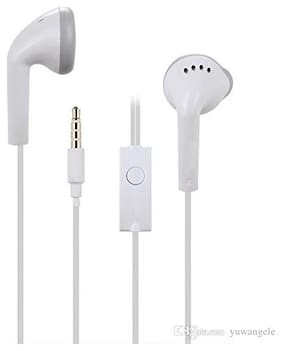 SelfieSeven sai064 In-Ear Wired Headphone ( White )