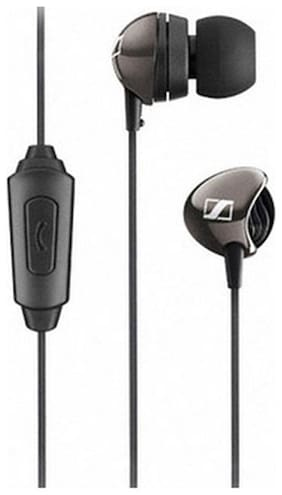 Sennheiser CX 275S Wired In Ear Earphone (Black)