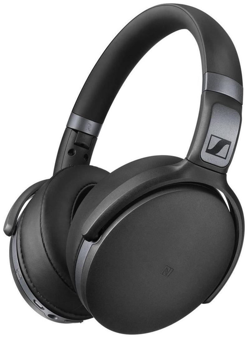 Sennheiser HD 4.40 BT Over ear Bluetooth Headsets   Black