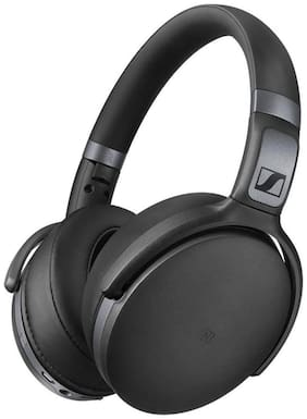 Sennheiser HD 4.40-BT Over-ear Bluetooth Headsets ( Black )