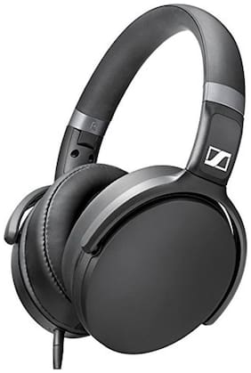 Sennheiser Hd 4.30g black Over-ear Wired Headphone ( Black )