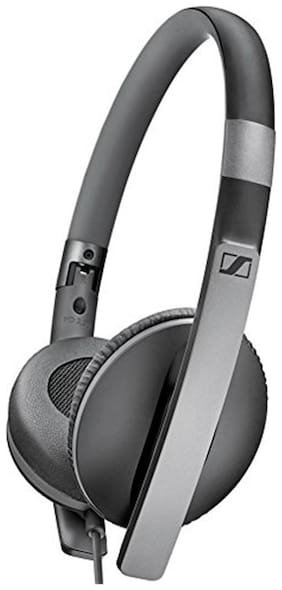 Sennheiser HD2.30i Black Over Ear Headphone (Black)