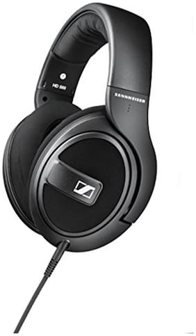 Sennheiser Hd 569 Over-ear Wired Headphone ( Black )