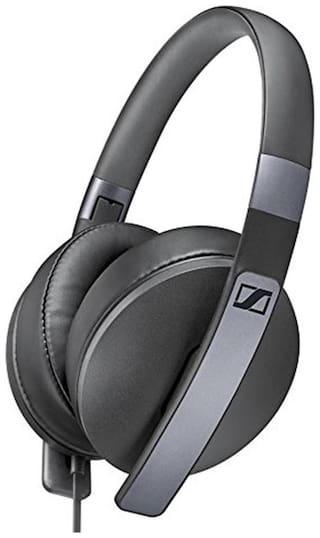 Sennheiser Hd 4.20s Over-ear Wired Headphone ( Black )