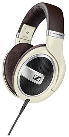 Sennheiser HD 599 Over Ear Headphone (Ivory)