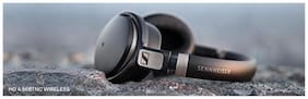 Sennheiser HD 4.50 BT Over-Ear Bluetooth Headset ( Black )