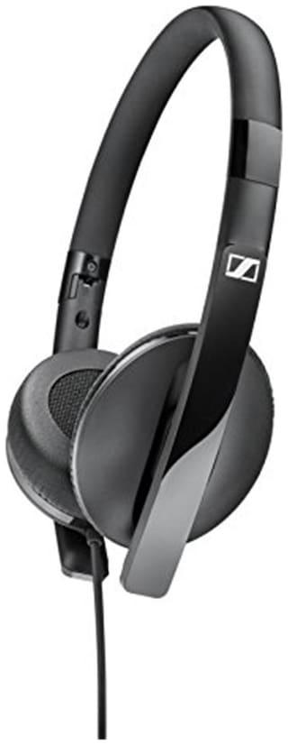 Sennheiser Hd 2.20s On-ear Wired Headphone ( Black )