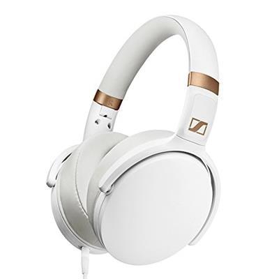 Sennheiser HD 4.30i White Over Ear Headphone (White)