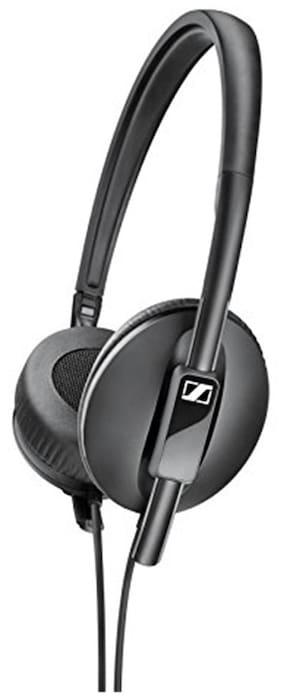 Sennheiser Hd2.10 On-ear Wired Headphone ( Black )