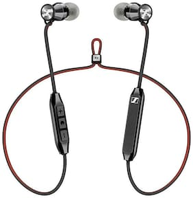 Sennheiser In-Ear Wired Headphone ( Black )