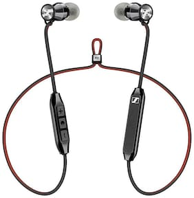 Sennheiser Momentum Free 507490 In-Ear Wireless Earphones (Black)