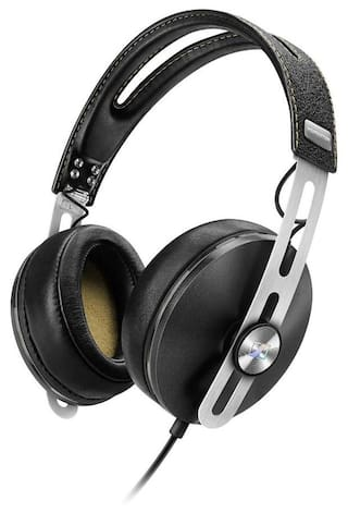 Sennheiser Momentum 2.0 Lifestyle M2-AEI Over Ear Headphones (Black)