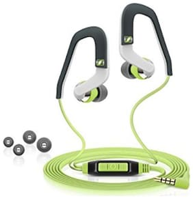 Sennheiser OCX 686G In-the-ear Earphone (Green)