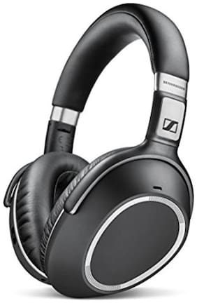 Sennheiser Pxc 550 wireless Over-ear Wired Headphone ( Black )