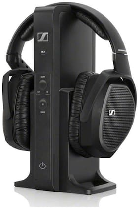 Sennheiser Over-Ear Bluetooth Headset ( Black )