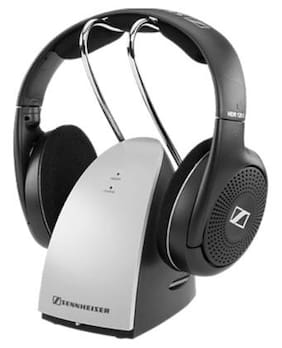 Sennheiser RS 120 Wireless Headphones (BLACK)