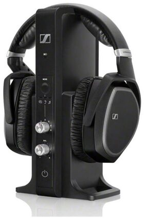 Sennheiser RS 195 Headphones (Black)