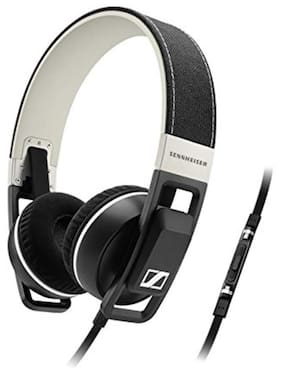 Sennheiser Urbanite Black Over Ear Headphone (Black)
