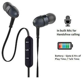 SHOPLINE BTMAGNET1 In-Ear Bluetooth Headset ( Black )
