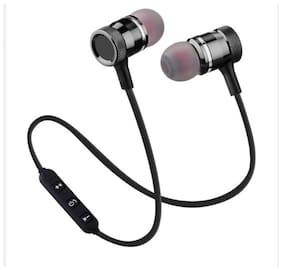 SHOPLINE Magnet In-Ear Bluetooth Headset ( Black )