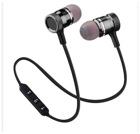 SHOPLINE Magnet In-Ear Bluetooth Headset ( Black )
