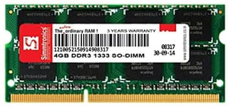 Simmtronics 4 gb Ddr3 RAM for Laptop