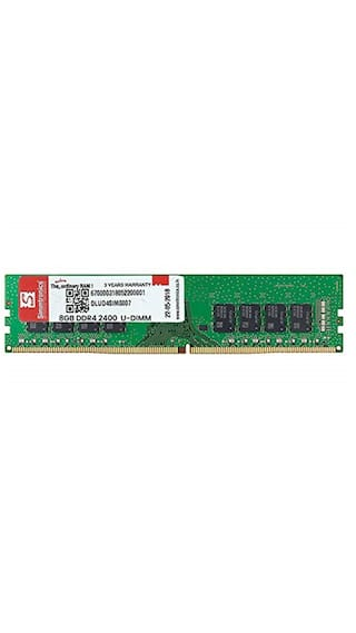 Simmtronics 8 gb Ddr4 RAM for Pc