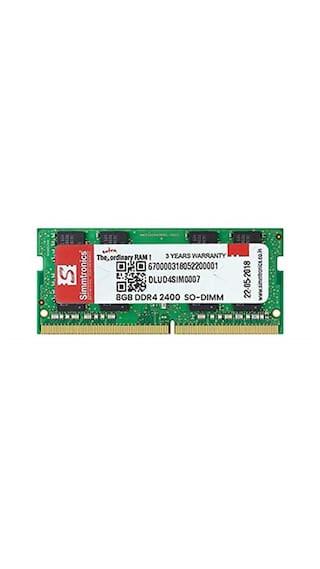 Simmtronics 4 gb Ddr4 RAM for Laptop