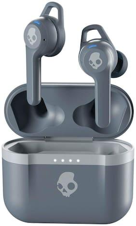Skullcandy Indy Evo True Wireless Bluetooth Headset ( Grey )