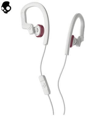 Skullcandy  S4CHY-L678 Chops Buds Flex Sports Performance Vice Grey/Crimson