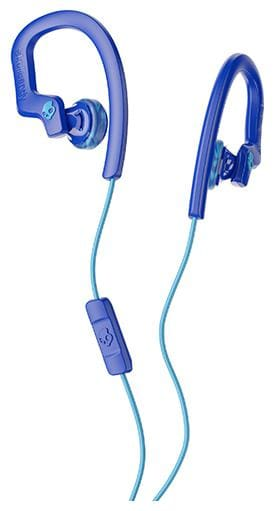 Skullcandy S4CHY-K608 In Ear Headphones (SwirrlRoyal Blue)
