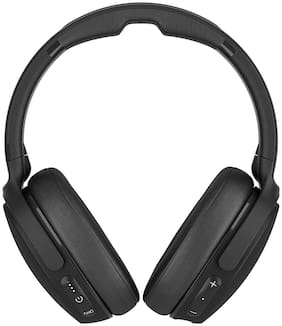 Skullcandy S6HCW-L003 Over-ear Bluetooth Headsets ( Black )