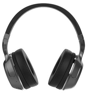 Skullcandy S6HBHY-516 Hesh Bluetooth Over-Ear With Mic Black Silver