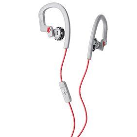 Skullcandy S4CHY-K605 In Ear Headphones (Swril Grey Red)