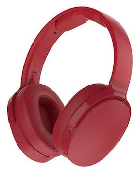 Skullcandy S6HTW-K613 Over-ear Bluetooth Headsets ( Red )
