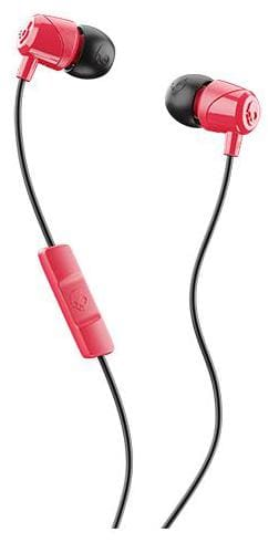 Skullcandy SKJibwithMicS2DUY-L676Red In-Ear Wired Headphone ( Multi )