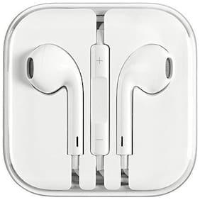 SKYIA MNHF2ZM/A9 In-Ear Wired Headphone ( White )