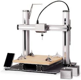 Snapmaker 2.0 (A350) - Modular 3-in-1 3D Printer - FDM 3D Printer  Laser Engraver/Cutter and CNC Carving/Milling Machine   Built Size: 320x350x330mm